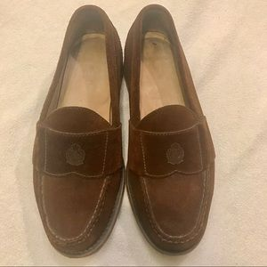 Polo by Ralph Lauren suede leather shoes